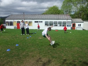 County Sports Practise May 11 001